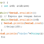 Serial.available()